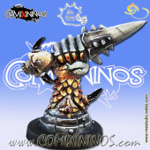 Spiky Magazine Fantasy Football Trophy nº 2 - Meiko Miniatures
