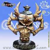 Evil Cup Fantasy Football Trophy nº 4 - Meiko Miniatures