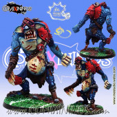 Big Guy - Troll nº 2 Underworld - Meiko Miniatures