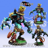 Big  Guy - Troll Underworld with Hat - Willy Miniatures