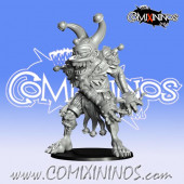 Big Guys - Gobfreak Troll Man of Stilts A - Games Miniatures