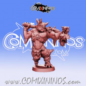 Big Guys - Troll A Pirates of The Orc Bay - Games Miniatures