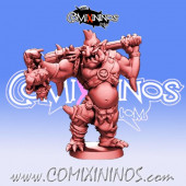 Big Guys - Troll B Pirates of The Orc Bay - Games Miniatures