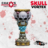 Skull Vortex Trophy - Chaos Factory
