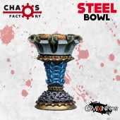 Steel Bowl Trophy - Chaos Factory