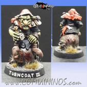 Goblins - Sitting Fanatic Goblin - Turncoat Bowl