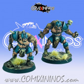 Norses - Set of 2 Ulfwerners Legends of the North - Goblin Guild