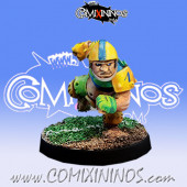 Halflings - Ultimate Halfling nº 1 - Willy Miniatures