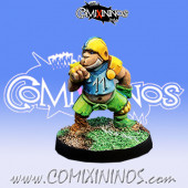 Halflings - Ultimate Halfling nº 11 - Willy Miniatures