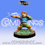 Halflings - Ultimate Halfling nº 13 - Willy Miniatures