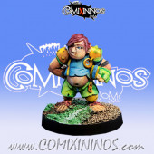 Halflings - Ultimate Halfling nº 3 - Willy Miniatures