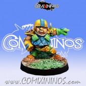 Halflings - Ultimate Halfling nº 4 - Willy Miniatures