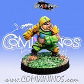 Halflings - Ultimate Halfling nº 6 - Willy Miniatures