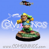 Halflings - Ultimate Halfling nº 7 - Willy Miniatures