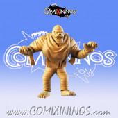 Undead / Egyptian - Mummy nº 2 of Halloween Hellraisers Team - Labmasu
