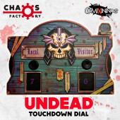Undead Fantasy Football Score Board - Chaos Factory