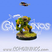 Underworld / Goblins - Goblin nº 4 Horns Mutation - Goblin Guild