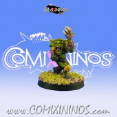 Underworld / Goblins - Goblin nº 7 Claws Mutation - Goblin Guild