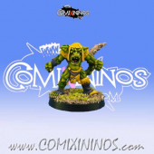 Underworld / Goblins - Goblin nº 10 Prehensile Tail Mutation - Goblin Guild