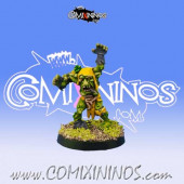 Underworld / Goblins - Goblin nº 11 Foul Appearance Mutation Zombie - Goblin Guild