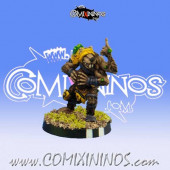 Underworld / Ratmen - Ratmen Thrower nº 2 - Goblin Guild