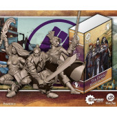 Guild Ball - Union Starter Set (Blackheart, Gutter & Decimate)- Steamforged Games