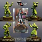 Vampires - MJ Vampire Player - Turncoat Bowl
