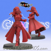 Vampires - Countess Ako Vampiress - SP Miniaturas