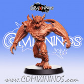 Vampires - Revenants Vampire Beast n º 1 - RN Estudio
