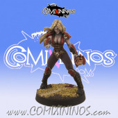 Vampires - Vampiress nº 4 - Willy Miniatures