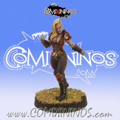Vampires - Vampiress nº 6 - Willy Miniatures
