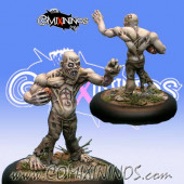 Undead / Nercomantic - Walking Ed Zombie - Maow Miniatures