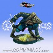 Necromantic / Norses - Werewolf Star Player - Goblin Guild