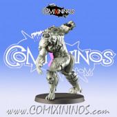 Necromantic - Underground Werewolf A - Games Miniatures