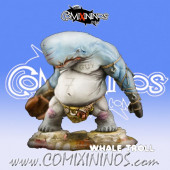 Big Guy - Whale Troll - Punga Miniatures
