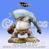 Big Guy - Whale Troll - Punga Miniatures