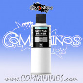 74600 White Surface Primer 200 ml. - Vallejo Game Color