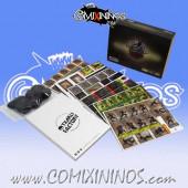 Wicked Teams: 3 Complete Cardboard Teams - Txarli Miniatures