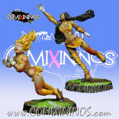 Amazons - Set of 2 Amazon Catchers - Willy Miniatures