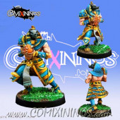 Egyptian Tomb Kings - Anubis Thro-Ra nº 1 - Willy Miniatures
