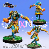 Egyptian Tomb Kings - Anubis Thro-Ra nº 2 - Willy Miniatures