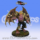 Big Guy - Metal Winged Rotten Beast Lords of Corruption - Willy Miniatures