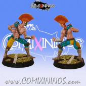Wood Elves - Wardancer nº 2 - SP Miniaturas