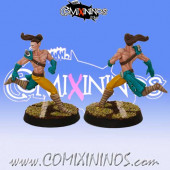Wood Elves - Catcher nº 2 - SP Miniaturas