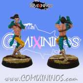Wood Elves - Catcher nº 3 - SP Miniaturas