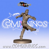 Wood Elves - Dorfal Longkick Star Player - Willy Miniatures