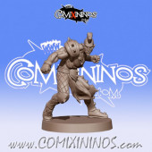 Elves - Eldrid Hipnotic Eyes - Willy Miniatures