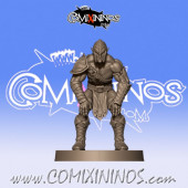 Wood Elves - Wood Elf Lineman 2 - Willy Miniatures