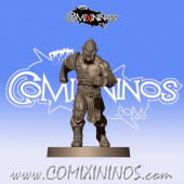 Wood Elves - Wood Elf Lineman 4 - Willy Miniatures