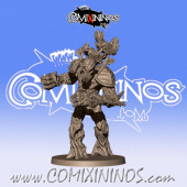 Big Guy - Treeman nº 5 of Wood Elf Team - Willy Miniatures